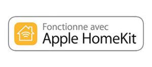 Logo appel homekit maison connectée